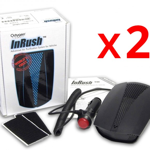 InRush™ Twin Pack